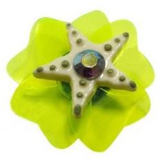 Jibbitz CROCS - bijuterii/accesorii pentru saboti  Translucent starfish