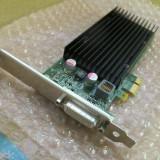 Placa video profesionala HP NVIDIA NVS 300 512MB DDR3 64 Bit LP - Placa video PC NVIDIA, PCI Express