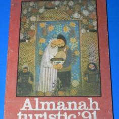 ALMANAH TURISTIC 1991