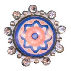 jibbitz CROCS - bijuterii/accesorii pentru saboti de guma -  Translucent mosaic