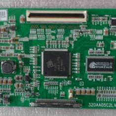 Placa tcon SAMSUNG LE32A436T1D LE32A457 320AA05C2LV0.0 LCD T-Con - Invertor