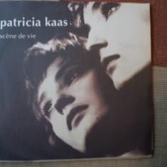 Patricia Kaas scene de vie disc vinyl lp muzica pop slagare made in rusia 1991