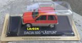 Macheta Dacia 500 LASTUN Noua+revista DeAgostini  Masini de Legenda 35, 1:43