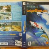 WipEout Pure (PSP) (ALVio) + sute de alte jocuri psp (VAND / SCHIMB )