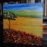 Tablou ulei pe panza - Tablou autor neidentificat, Impresionism