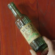 Sticla din perioada comunista - Nucet - Lichior de nuca !!!
