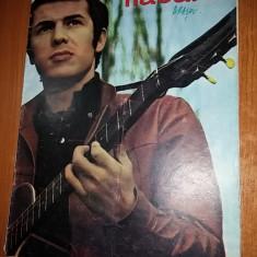 revista flacara 16 martie 1968 ( articol si fotografii  jud. braila )