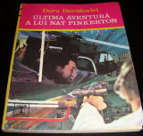 ULTIMA AVENTURA  A LUI NAT PINKERTON - Doru Davidovici