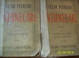 INTUNECARE-CEZAR PETRESCU:CARTEA I SI CARTEA II,AN 1943-ED.DEFINITIVA