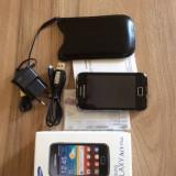 Telefon SAMSUNG GALAXY ACE PLUS S 7500, CULOARE :NEGRU, UTILIZAT - Telefon mobil Samsung Galaxy Ace Plus