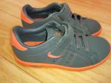 Adidasi din piele firma LONSDALE marimea 31!, Unisex, Gri