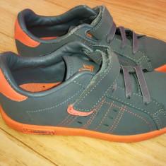 Adidasi din piele firma LONSDALE marimea 31! - Adidasi copii Lonsdale, Culoare: Gri, Unisex