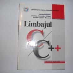 LIMBAJUL C TEORIE SI APLICATII, ION SMEUREANU, RF1/4 - Carte software