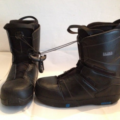 BUTI BOOTS SNOWBOARD SALOMON FACTION RTL, MARIME 46-47