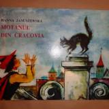 Motanul din Cracovia ( cu ilustratii)-Hanna Januszewska - Carte de povesti
