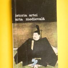 ISTORIA ARTEI ARTA MEDIEVALA Elie Faure - Carte Istoria artei