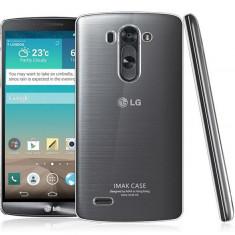 Carcasa transparenta IMAK pentru LG G3 ultra subtire Crystal Clear - Husa Telefon LG, Plastic
