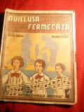 M.Negru(text),G.Simonis(muzica),V.Doly(ilustratii)-Nuielusa Fermecata -Ed.1936