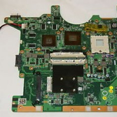 PLACA DE BAZA LAPTOP MEDION AKOYA P8610 DEFECTA- NU PORNESTE!, G1, DDR2