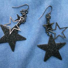 Cercei stele ZARA noi! pret magazin 60 ron! - Cercei Fashion