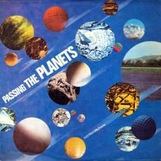 Wilton Kullmann aka Intonation - Passing The Planets (Instrumental) (Vinyl) - Muzica Ambientala electrecord, VINIL