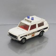 Range Rover Vigilant Ambulance, Corgi - Macheta auto