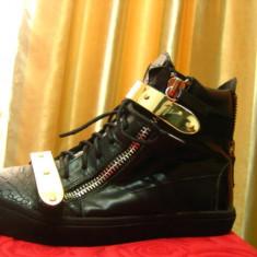 Sneakersi Giuseppe Zanotti 2014 - Ghete dama Giuseppe Zanotti, Culoare: Din imagine, Marime: 38, Din imagine