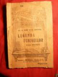 St.O.Iosif si D.Anghel -Legenda Funigeilor -Ed.Alcalay ,BPT 534 cca. 1920, Alta editura, St. O. Iosif