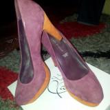 Pantofi 5th Avenue - colectia Halle Berry - Pantof dama, Multicolor, Marime: 39