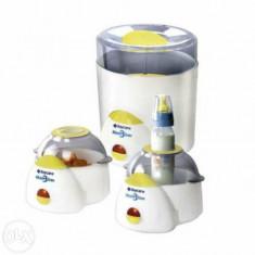 Sterilizator joycare - Sterilizator Biberon Joycare, Cu aburi