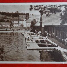 CP anii 50 - Ocna Sibiului - Lacul Horia nr 312