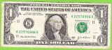 SUA USA Bancnota 1 ONE DOLLAR 2003