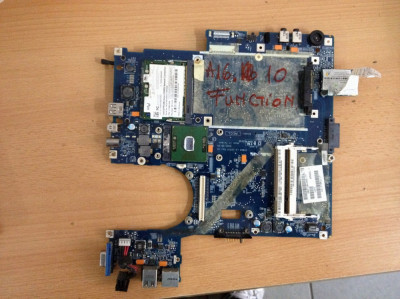 Placa de baza Toshiba satellite M70 cu placa video pe slot A16.10 foto