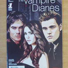 Vampire Diaries #1 DC Comics - Reviste benzi desenate