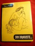 Titus Andrei - Din Dragoste - Prima Ed. cu dedicatie si autograf - Poezii 1993