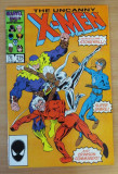 X-Men Uncanny #215 Marvel Comics