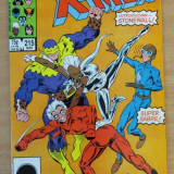 X-Men Uncanny #215 Marvel Comics - Reviste benzi desenate