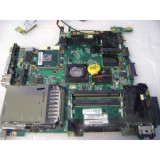 Placa de baza laptop Lenovo ThinkPad T61 14.1 inch FUNCTIONALA