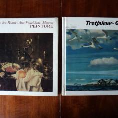 Tretiakow - Galerie, La Musee des Beaux Arts Pouchkine Moscou / albume de arta - Album Arta