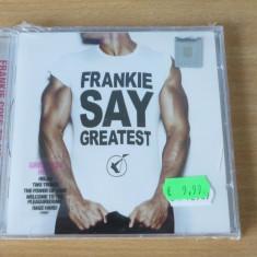 Frankie Goes to Hollywood - Frankie Say Greatest CD
