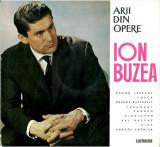Puccini_Bizet_Verdi_Ion Buzea - Arii Din Opere_Manon Lescaut_Tosca_Madame Butterfly_Turandot_Carmen_Aida_Bal Mascat (Vinyl)