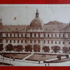 CP anii 50 - Orasul Stalin - Brasov - Palatul Justitiei - 335 - Carte Postala Transilvania dupa 1918