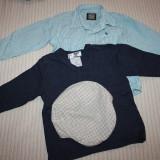 Set cămașă și pulover Zara, 18-24 luni