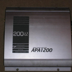 Clarion APA 1200 Car Audio / Stereo Amp / Amplifiers - Amplificator auto