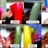 Folie stopuri - orice culoare - ORACAL - 50 cm x 150 cm