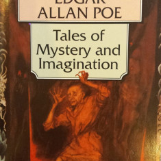 TALES OF MYSTERY AND IMAGINATION - Edgar Allan Poe (carte in limba engleza) - Carte in engleza