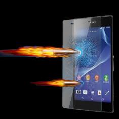 Geam SONY XPERIA Z2 L50W Tempered Glass - Folie de protectie Sony, Lucioasa
