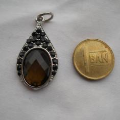 Superb si Delicat Medalion Pandativ Vintage Finut si Elegant