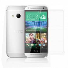Folie HTC ONE M8 Mini 2 Transparenta - Folie de protectie HTC, Lucioasa