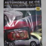 Automobile de vis, Nr. 12, Saleen S7, 1:43